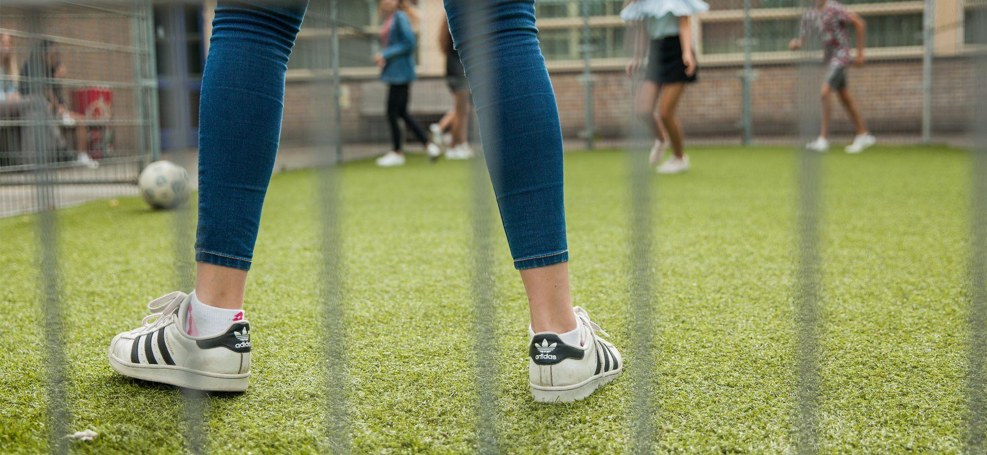Vrijdag 19 oktober voetbal- en danssportdag in Onstwedde