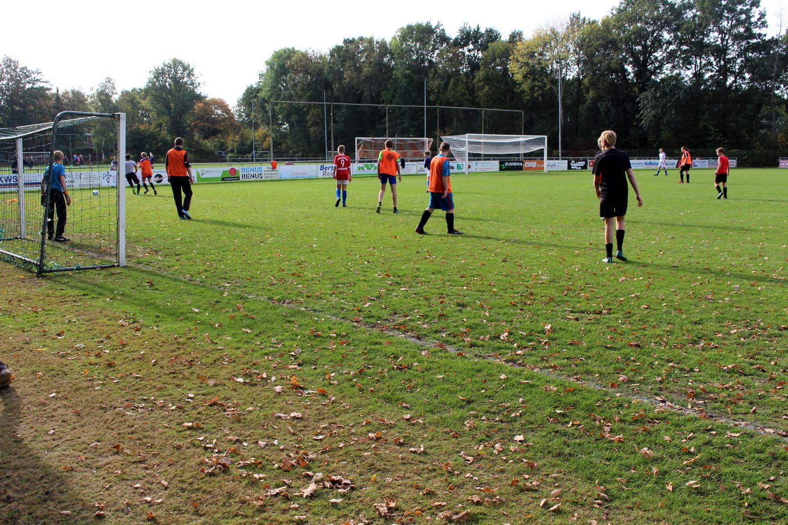 Voetbal- en danssportdag in Onstwedde