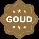 Gouden Schoolkantine Schaal 2020